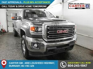 2018 GMC Sierra 3500HD SLE 4x4 - Bluetooth - Trailer Hitch Re...