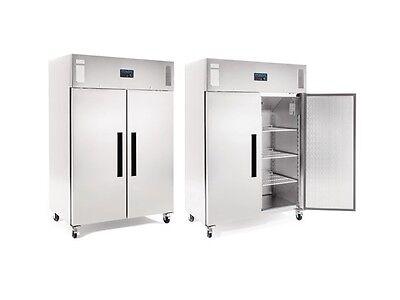 Tiefkühlschrank, Gefrierschrank, 1200 L, Lagerschrank  -10° C bis - 25°C, weiß