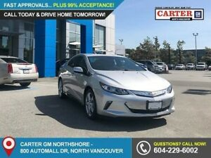 2018 Chevrolet Volt LT HEATED SEATS - ALLOYS - REAR CAMERA