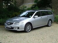 Honda Accord Tourer 2.2 i-CDTi EX 2006