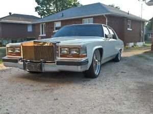1989 Cadillac Fleetwood Brougham with $40K appraisal