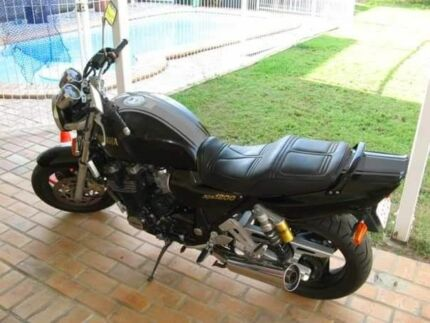 Yamaha XJR1200 for SALE New Farm Brisbane North East Preview