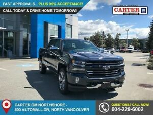 2018 Chevrolet Silverado 1500 1LZ TRAILERING PACKAGE - LEATHE...
