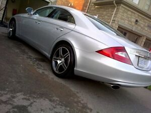 2007 Mercedes-Benz CLS-Class 550 Coupe (2 door)