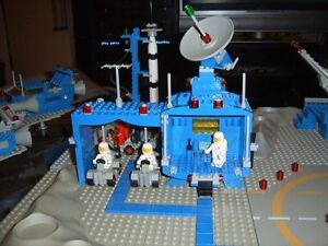 Vintage LegoLand Space Sets (1979 - 1981)