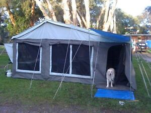 """Camper trailer """"TENT ONLY"""" Mount Pleasant Barossa Area Preview"""