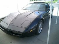 1989 Corvette Coupe