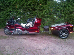 50th Anniversary Edition GL1500 and Bushtec Turbo II