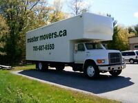 MASTER MOVERS & STORAGE (GRAVENHURST)