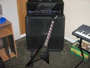 Bugera 333xl Tube Amp Head and Cab