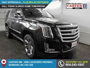 2019 Cadillac Escalade Premium Luxury 4x4 - Auto High-beam He...