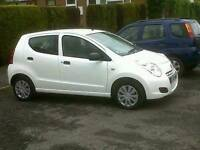 2013 Suzuki Alto 1.0 engine. 1 owner from new.. Zero road tax.