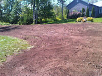 FRENCH DRAINS, EXCAVATION, AUGER SERVICES, ETC