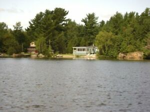 3 bedroom cottage for rent on Lake Nosbonsing