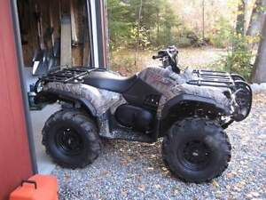 Yamaha buy or sell used or new atv or snowmobile in for Yamaha grizzly 660 tracks