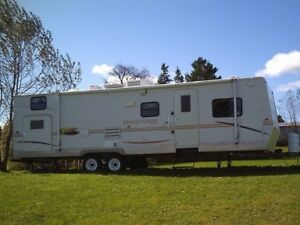 2006 Sunset Creek Travel Trailer