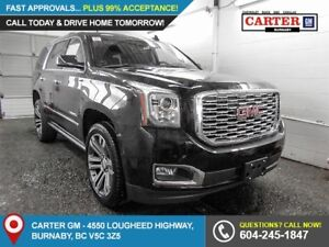 2019 GMC Yukon Denali 4x4 - Auto High-beam Headlights - Blind...