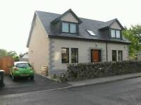 4 bedroom house in Rothiemay for rent