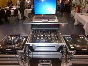 DENON SETUP(DNX-1100-MIXER--DNS3700-CD PLAYERS)