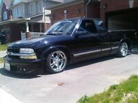 2000 Chevy S10 willing to take offers need gone!
