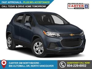 2018 Chevrolet Trax LS SPOILER - REAR CAMERA - ALLOYS - KEYLESS
