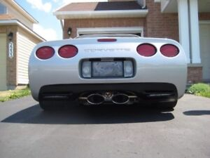 Chevrolet Corvette - Targa (Coupe) w. Performance Upgrades