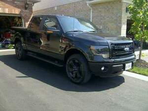 F150 FX4 Rims and tires - used only 30,000kms