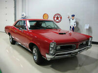 1966 GTO One of the last true muscle cars