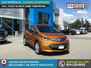 2018 Chevrolet Bolt EV LT HEATED SEATS - REAR CAMERA - ALLOYS...