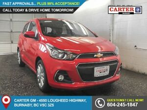 2018 Chevrolet Spark 1LT CVT FWD - Rear View Camera - Bluetoo...