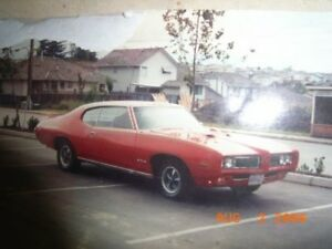 Looking For My Dad's Old 1969 Pontiac GTO