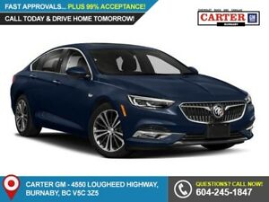 2018 Buick Regal Sportback Essence AWD - Heated Power Front S...