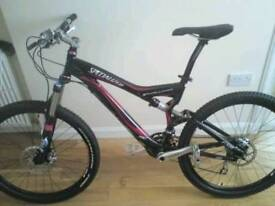 (Reduced for quick sale) Specialized stumpjumper 2008