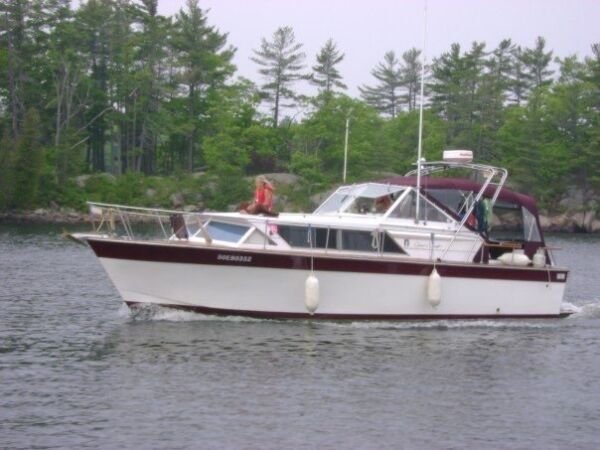1971 Chris-Craft Catalina