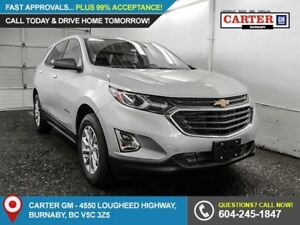 2019 Chevrolet Equinox LS AWD - Bluetooth - Heated Front Seat...