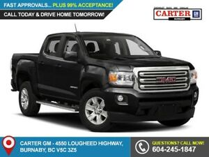 2018 GMC Canyon All Terrain w/Cloth 4x4 - Heated Power Front...