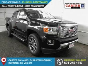 2019 GMC Canyon Denali 4x4 - Denali Edition - GPS Nav - Heate...