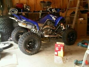Selling my atv very great condition