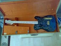 Fender Telecaster collectors guitar