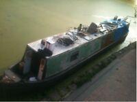 49 Ft Narrowboat for Sale