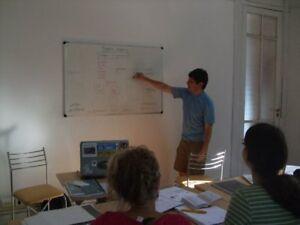 Cours d'espagnol - Cursos de español - Spanish lessons