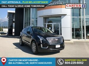 2018 Cadillac XT5 Luxury NAVIGATION - MOONROOF - LEATHER - HE...