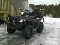 2010 Polaris Sportsman 500 ATV - Tones of Accessories!!
