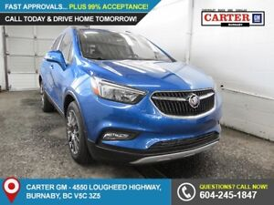2018 Buick Encore Sport Touring FWD - Bluetooth - Alloy Wheel...