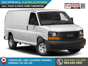 2018 GMC Savana 2500 Work Van RWD - Rear View Camera - Blueto...