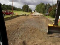Experienced Finishing heavy equipment operator services.