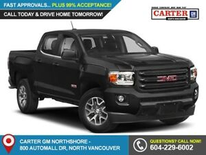 2019 GMC Canyon All Terrain w/Cloth TRAILERING PACKAGE - ONST...