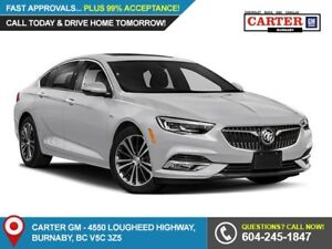 2018 Buick Regal Sportback GS AWD - Leather - Heated Steering...