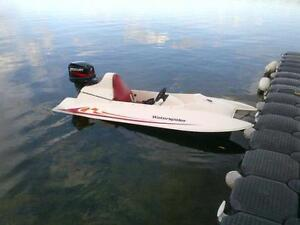 Tunnel Hull Boat for Sale
