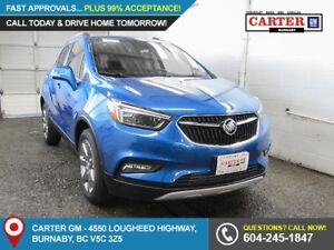2018 Buick Encore Essence AWD - Heated Power Front Seats - Bl...